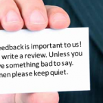 Image - Hotel Guest Review Feedback Card - Daniel Edward Craig, Reknown Blog