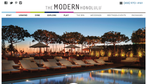 The Modern Honolulu - Reknown Travel Marketing