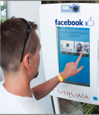 Ushuaia Ibiza Beach Hotel Facebook Presence - ReviewPro Facebook for Hotels webinar with Reknown