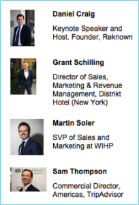 TripAdvisor Search and Social Webinar for Hotels Panelists with Reknown