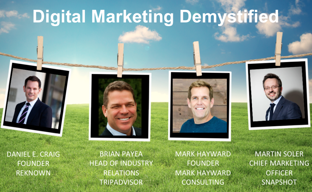 Reknown & TripAdvisor - Digital Marketing Demystified Webinar