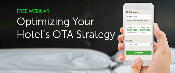 Webinar - Optimizing Your Hotel's OTA Strategy ReviewPro Reknown 2